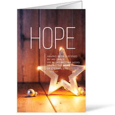 Lights of Advent Hope