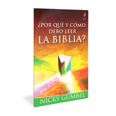 Alpha: How and Why Do I Read the Bible? Spanish Edition