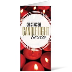 Candle light Red