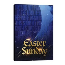 Easter Sunday Blue Tomb
