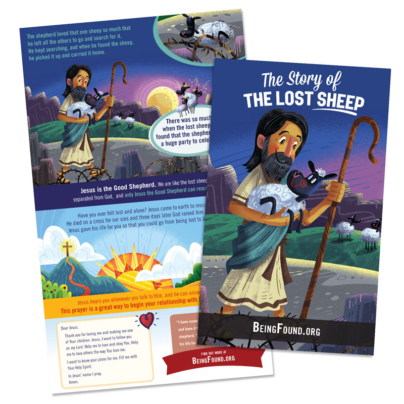 Other, The Story of the Lost Sheep