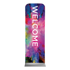 Back to Church Easter Welcome Banner