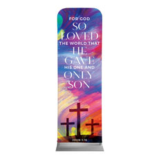 No Greater Love Scripture Banner