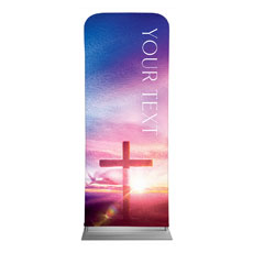Love Easter Colors Your Text Banner