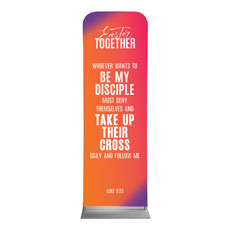 Easter Together Hues Scripture Banner