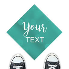 Turquoise Your Text