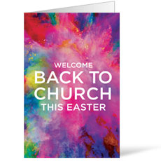 Back to Church Easter