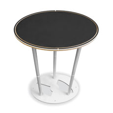 Portable Counter Small Oval