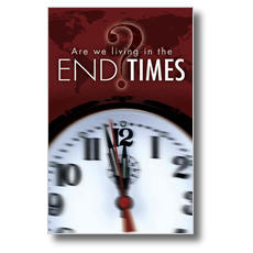 End Times Clock