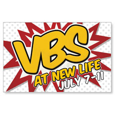 VBS Red Burst