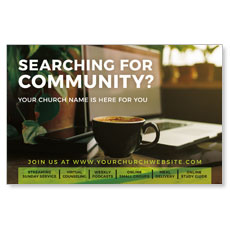Searching For Community