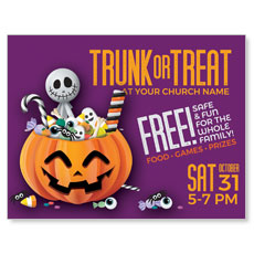 Purple Trunk or Treat