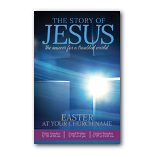 Story of Jesus Cross