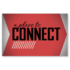 Place to Connect Red