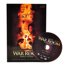 """War Room"" Bible Study DVD Leader Kit"