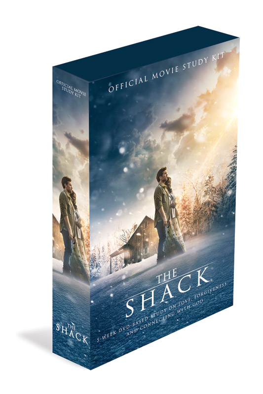 Small Groups, The Shack Movie, The Shack Official Movie DVD-Based Study Kit