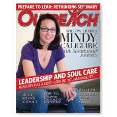 Outreach Magazine Sept/Oct 2013