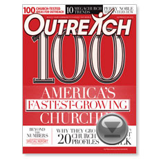 Outreach 100 Magazine 2013