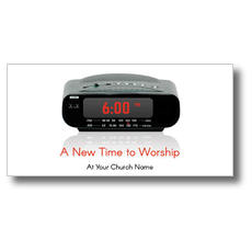New Time to Worship