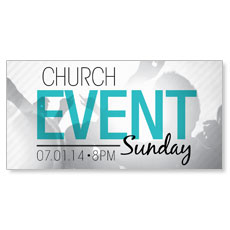 Church Event Card