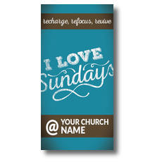 I Love Sundays At
