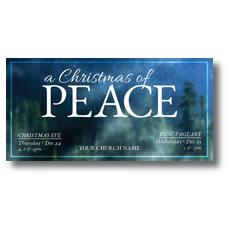 Christmas of Peace