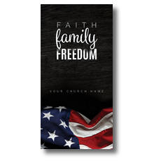 Faith Family Freedom
