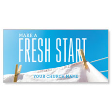 Fresh Start Clothes Line