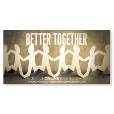 Better Together Cut Outs