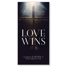 Love Wins Cross