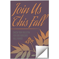 Join Us Fall