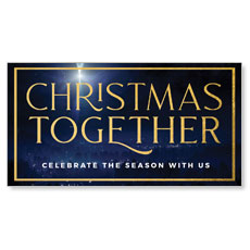 Christmas Together Night Star