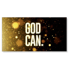 God Can Sparkle