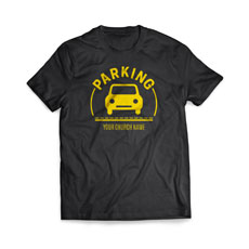 Parking Yellow